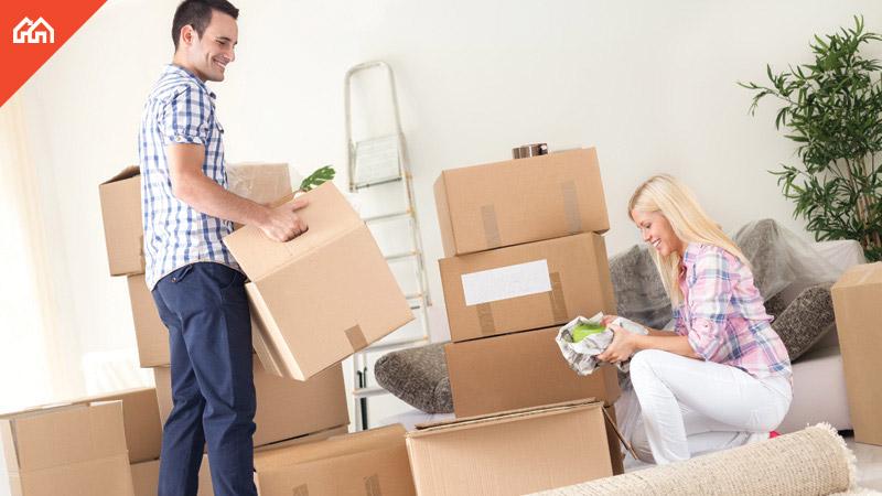 ¿Cómo realizar un buen embalaje para tu mudanza?
